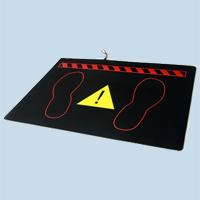 Tapeswitch: Sicherheitsschaltmatte